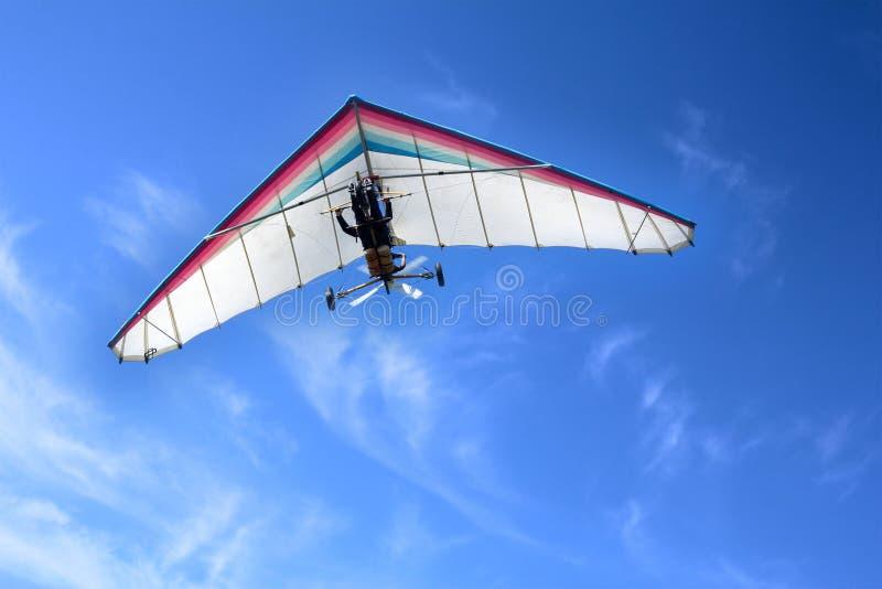 Hang Glider stock fotografie