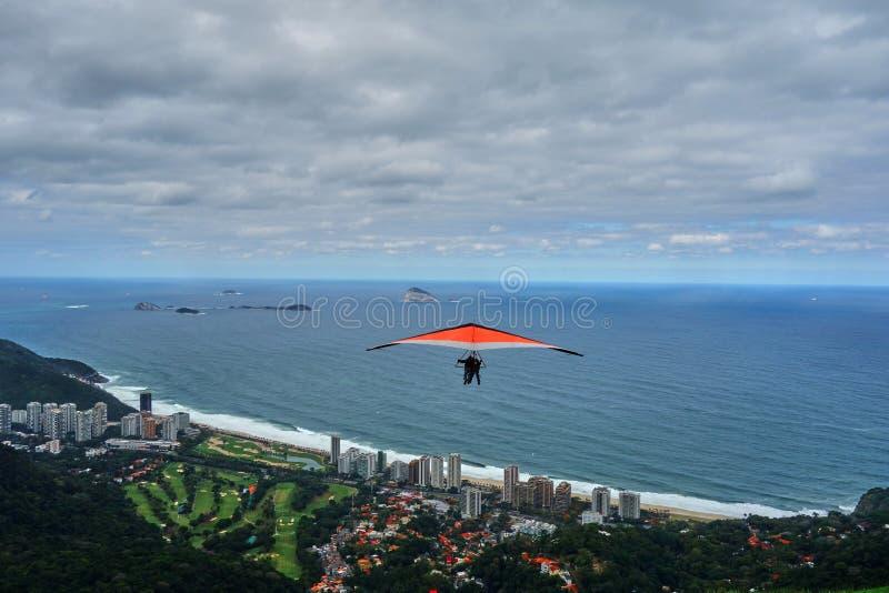 Hang Glider imagens de stock