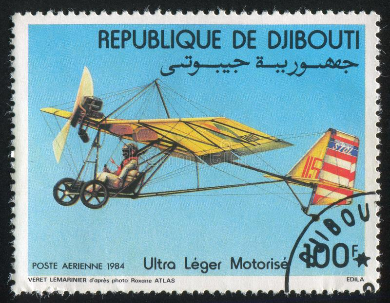 Hang Gliders motorizado fotos de stock