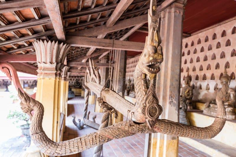 Hang Hod, Vientiane foto de stock royalty free