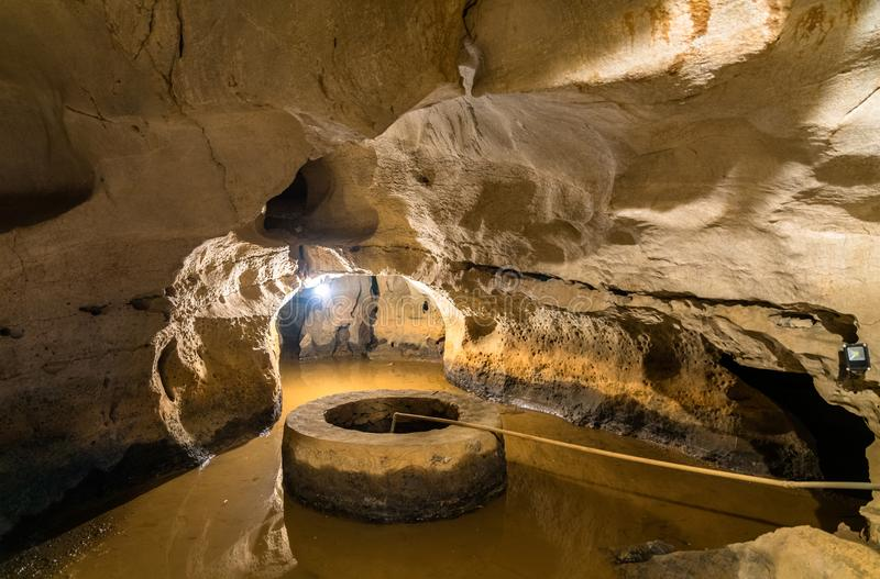 Hang Mua Cave at Trang An, Vietnam. Hang Mua Cave at Trang An scenic area in Vietnam stock photo