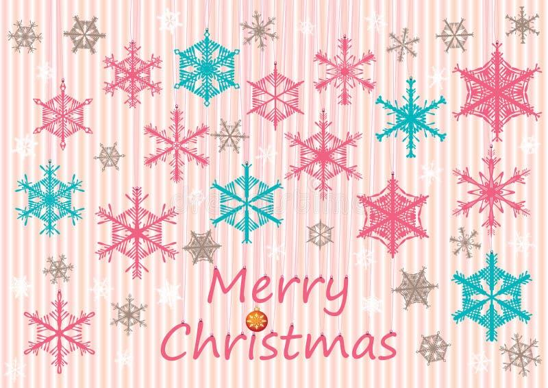 Hang Snowflakes Card_eps