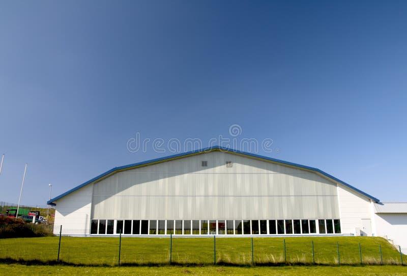 Hangar photos stock