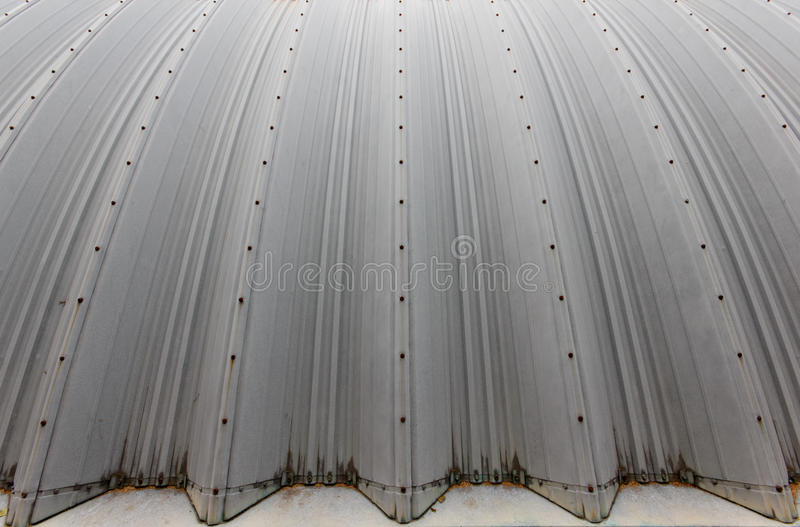 The hangar. Abstract background, lines royalty free stock photography