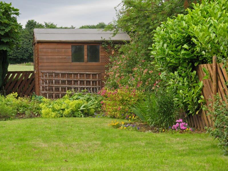 Hangar de jardin photos stock