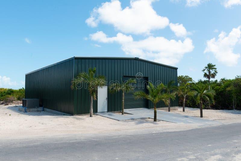 Hangar de stockage photos stock