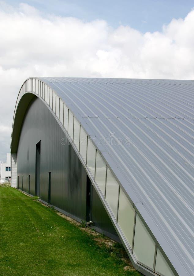 hangar niderlandzki obrazy stock