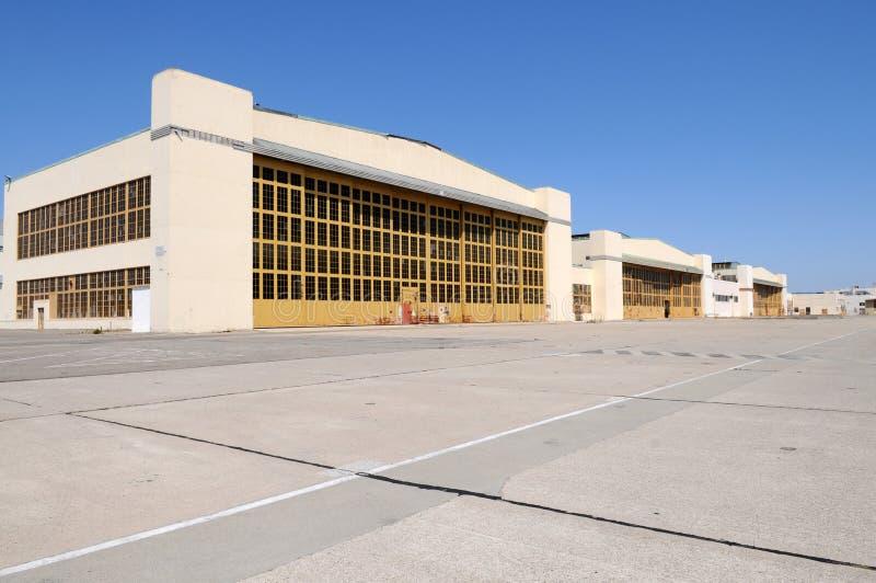 hangars fotografering för bildbyråer