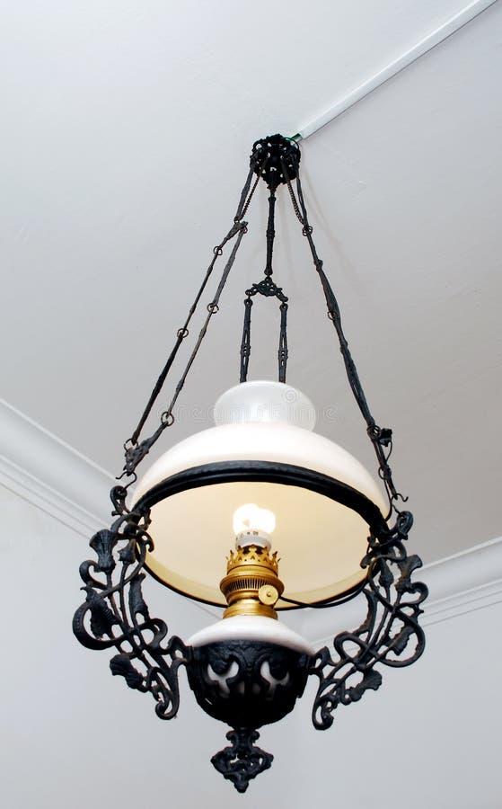 Hangende lamp stock fotografie