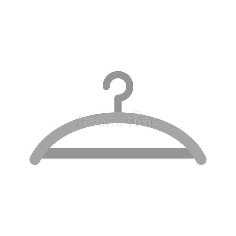 hanger illustration de vecteur