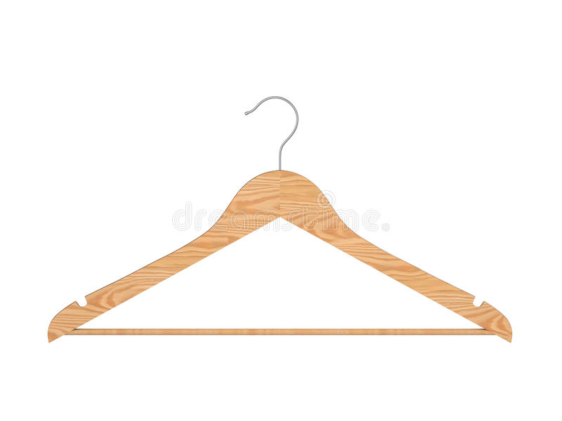 hanger illustration libre de droits