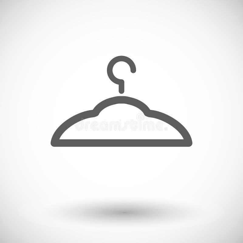hanger illustration stock