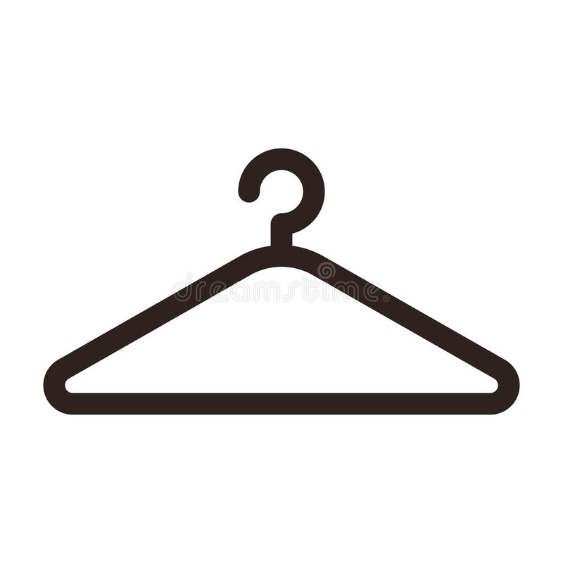 Free Hanger Icon Stock Photo - 45879640