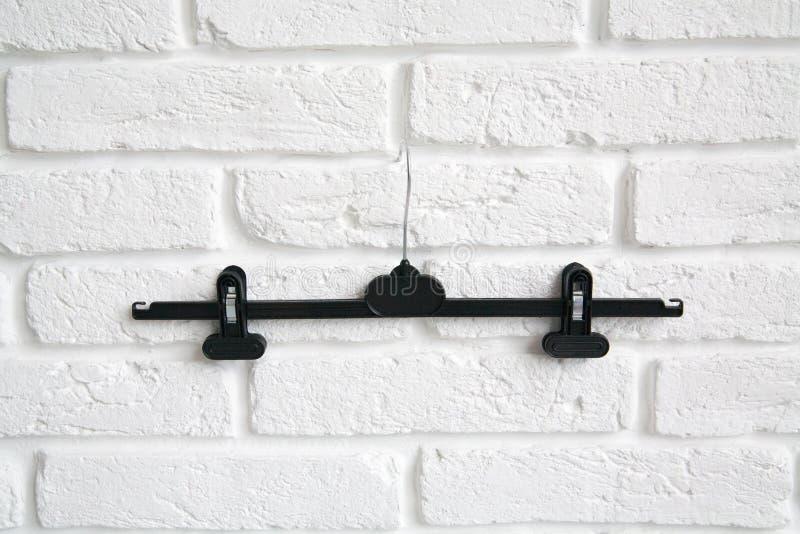 Download Hanger On Vintage Background Stock Photo - Image: 83718124