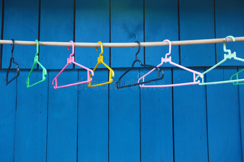 Download Hangers stock image. Image of organize, casual, laundry - 35135167