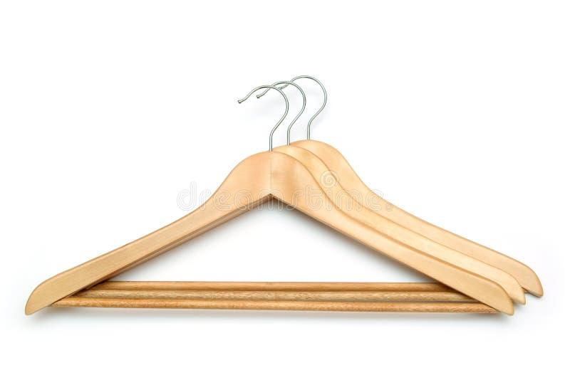 Hangers stock foto's
