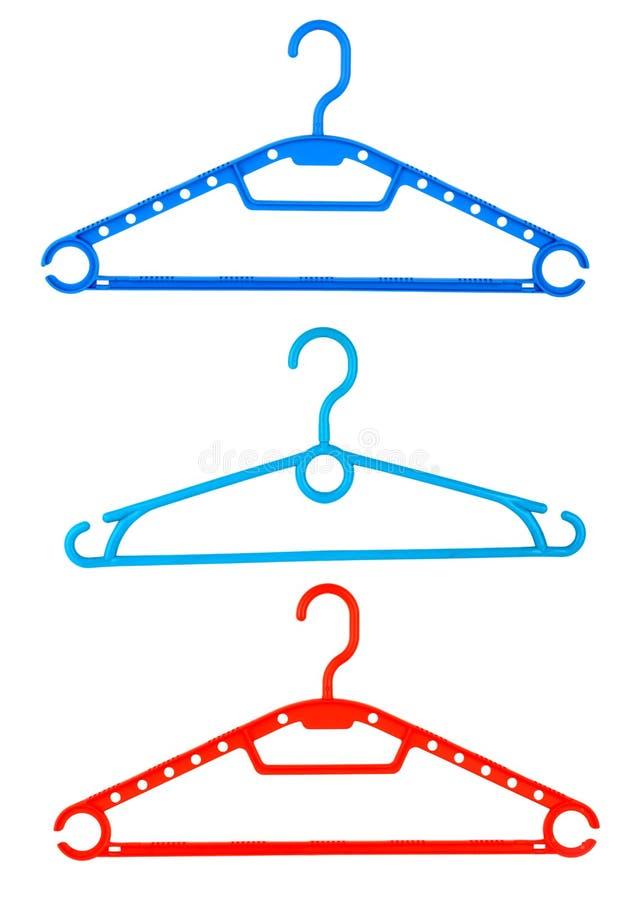 Hangers vector illustratie