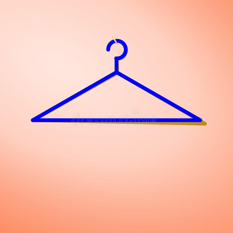 Download Hanging stock vector. Image of objects, concepts, clothing - 26062360