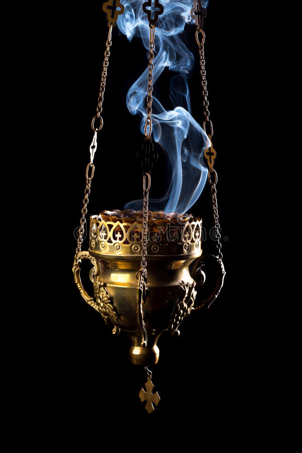 Free Hanging Incense Burner Stock Photography - 37051352