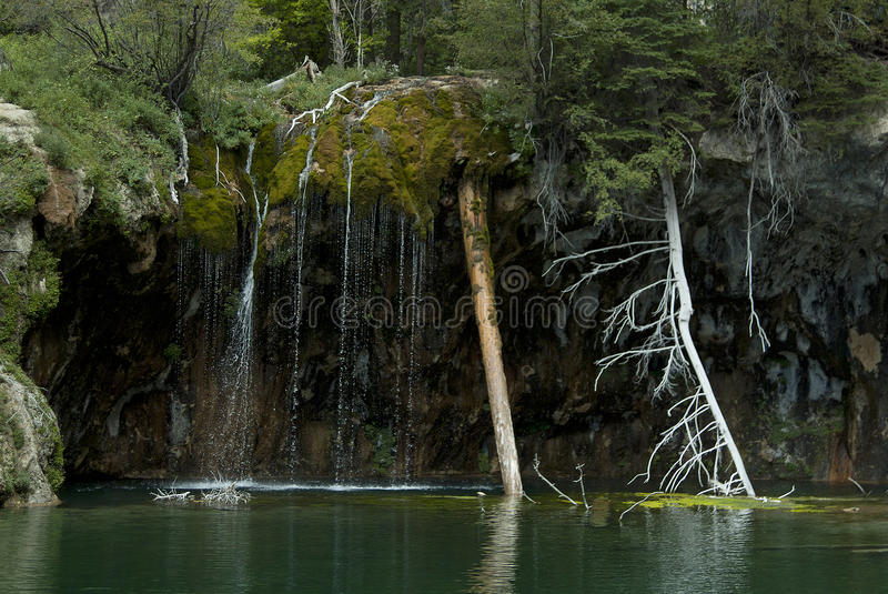 Hanging Lake 4 Royalty Free Stock Photos