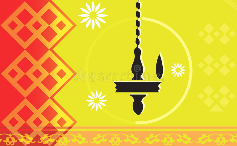 Download Hanging Light In Radiant Green Stock Vector - Illustration of wishes, festival: 3493951