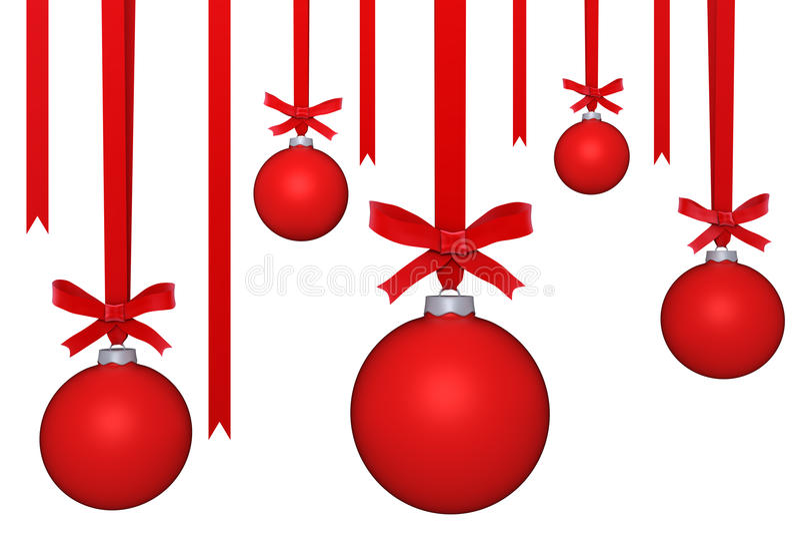 Download Hanging ornaments stock illustration. Illustration of illustration - 16899633