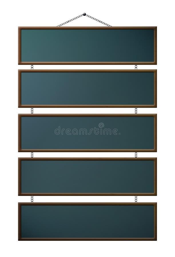 Download Hanging shop sign stock illustration. Image of content - 18961420