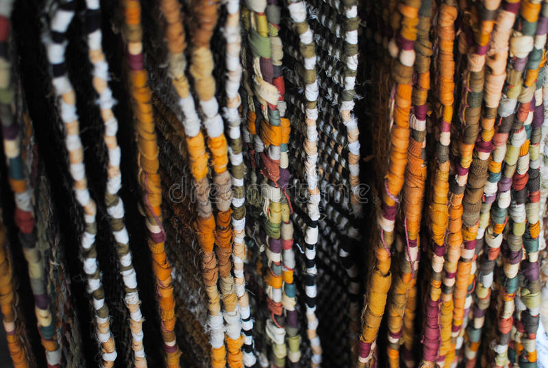 Download Hanging Woven Rugs stock photo. Image of locally, multi - 20437752