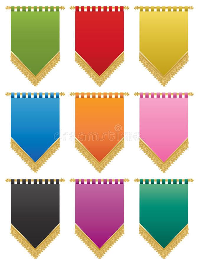 hangingsvägg royaltyfri illustrationer
