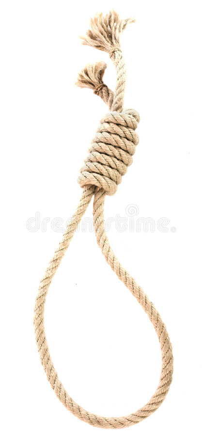 Download Hangman knot concept stock photo. Image of suicide, execution - 2253288