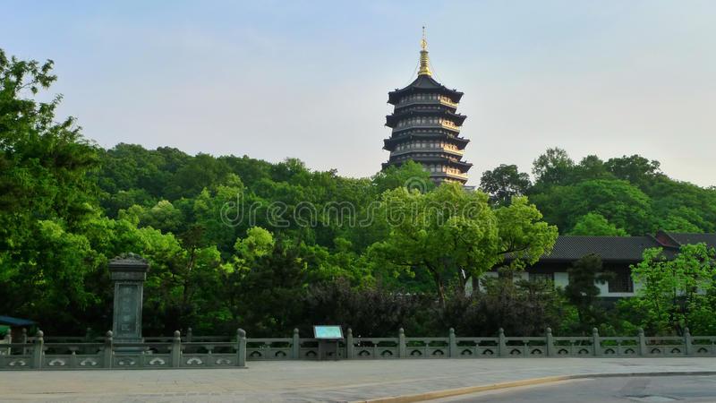 Hangzhou, Κίνα στοκ φωτογραφίες