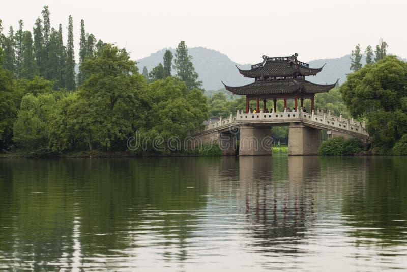 hangzhou obraz royalty free