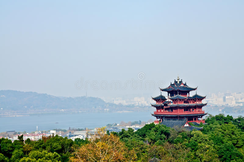 Download Hangzhou Chenghuang Temple Stock Image - Image: 25789081