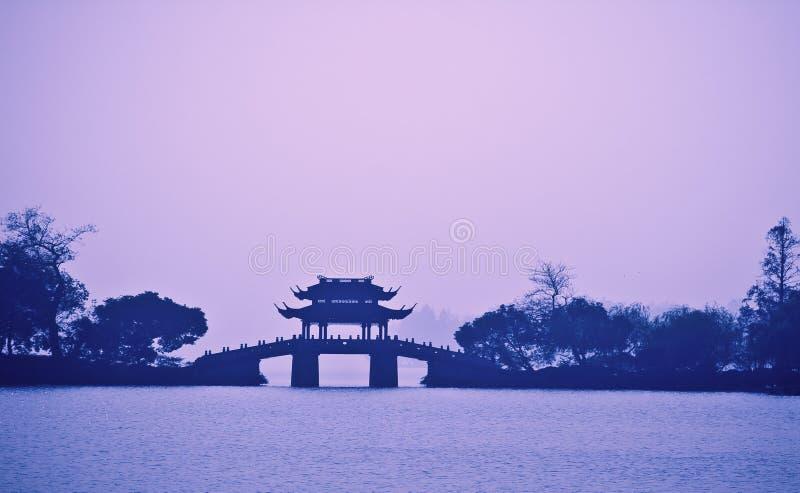 Hangzhou, China lizenzfreies stockfoto
