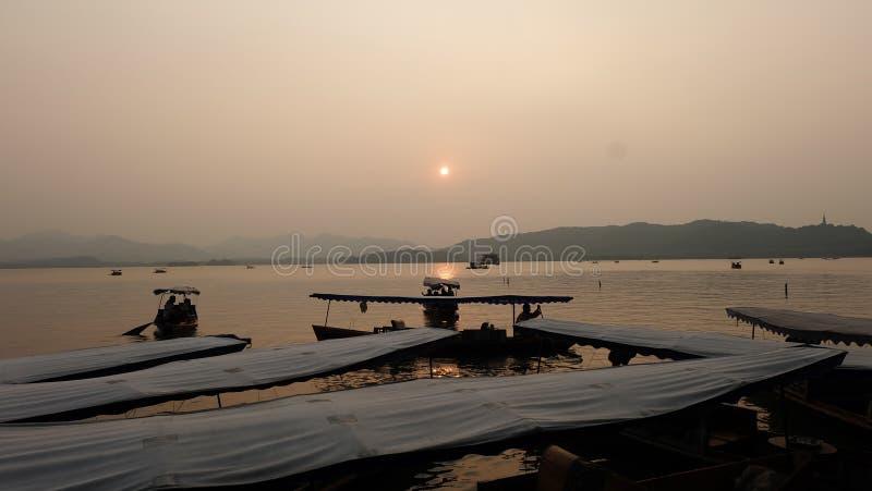 Hangzhou, China royalty free stock photography
