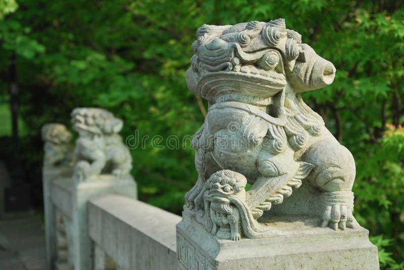 Hangzhou jeziora mosta wierzchu Zachodnia bestia zdjęcia stock