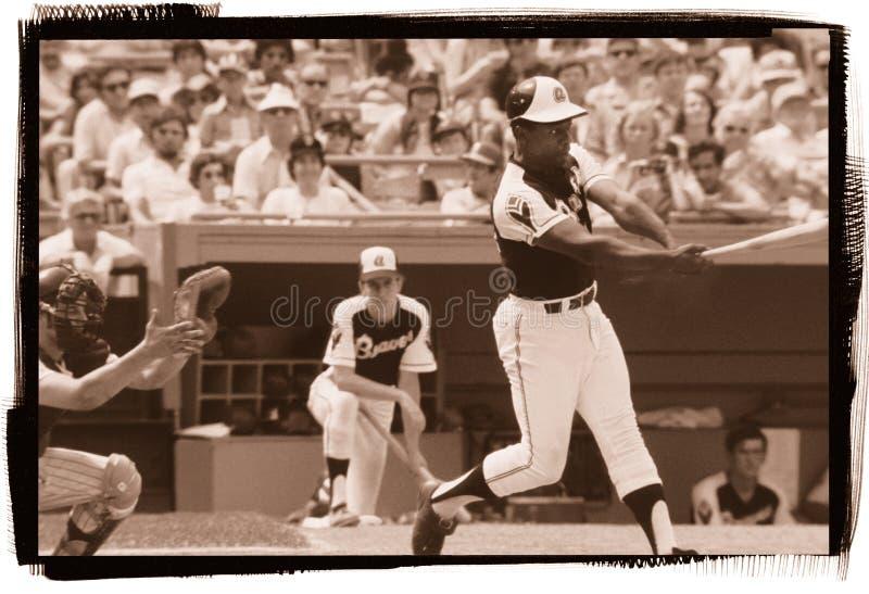 Hank Aaron Atlanta Braves stockfotografie