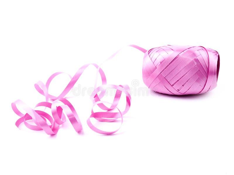Download Hank Of Pink Ribbon Royalty Free Stock Image - Image: 17488906