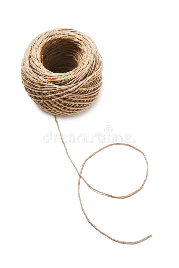Hank of rope royalty free stock images