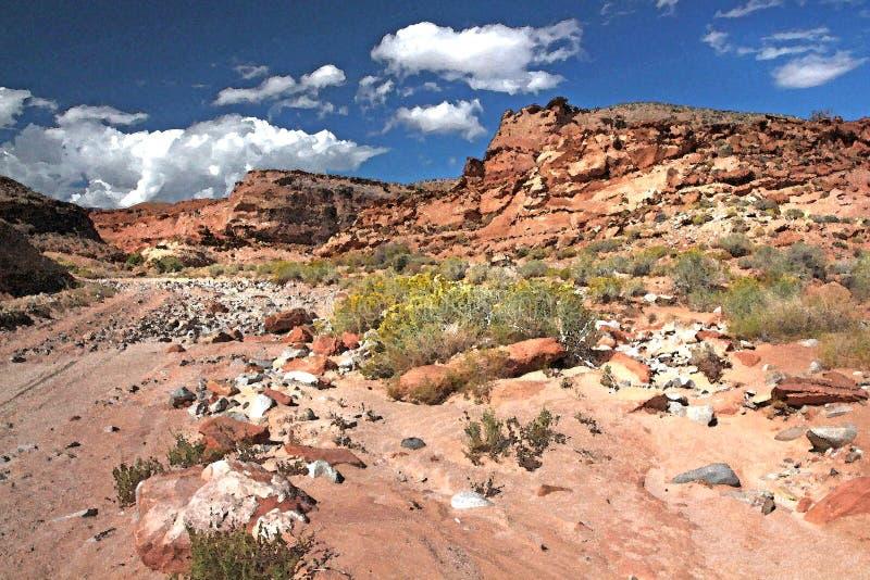 Hanksville Area, Garfield Co, Utah - 2016-10-02 - Poison Springs Canyon -02d Free Public Domain Cc0 Image