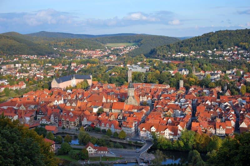 Hann. Muenden, Duitsland stock afbeelding