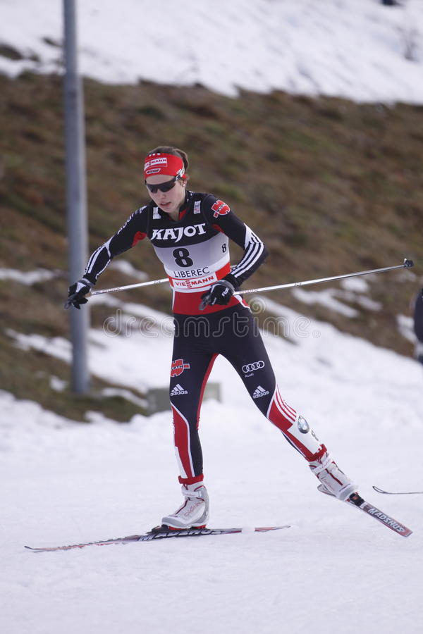 Download Hanna Kolb - German Cross Country Skier Editorial Stock Photo - Image: 17850788