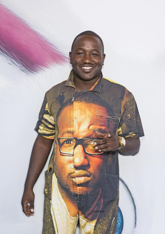 Hannibal Buress fotografie stock