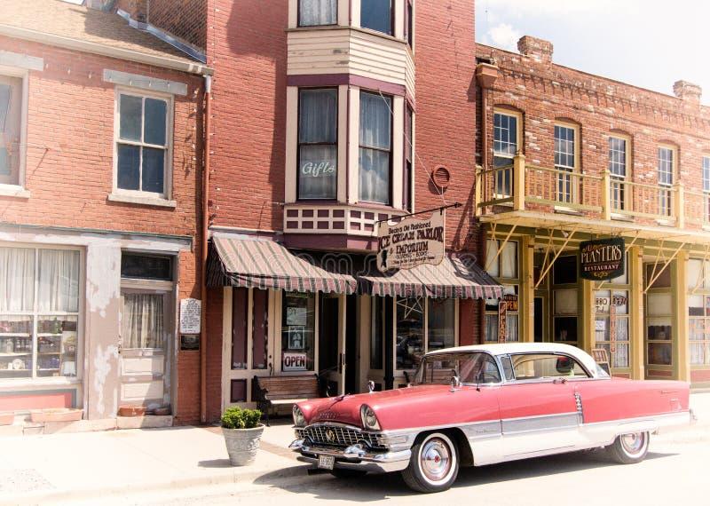Hannibal, Missouri obraz stock
