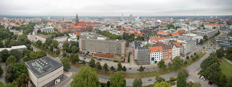 Hannover fotografia stock