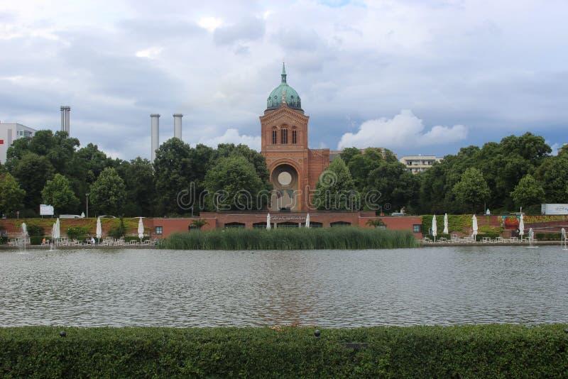 Hannover fotografia stock libera da diritti