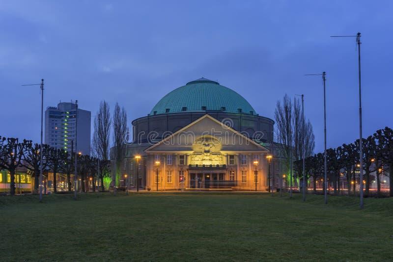 Hannover Congress Centrum. HCC. Germamy stock image