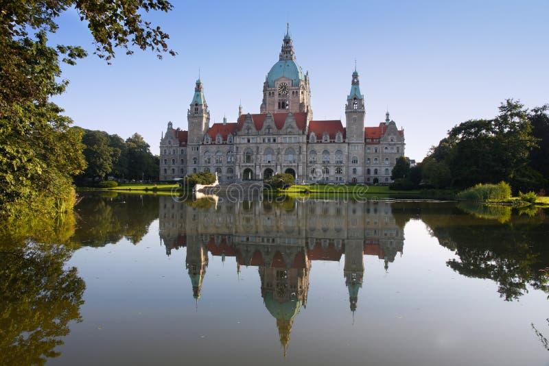 Download Hannover, Deutschland stockbild. Bild von tourismus, halle - 62368827