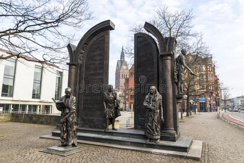Hannover, Germania fotografie stock