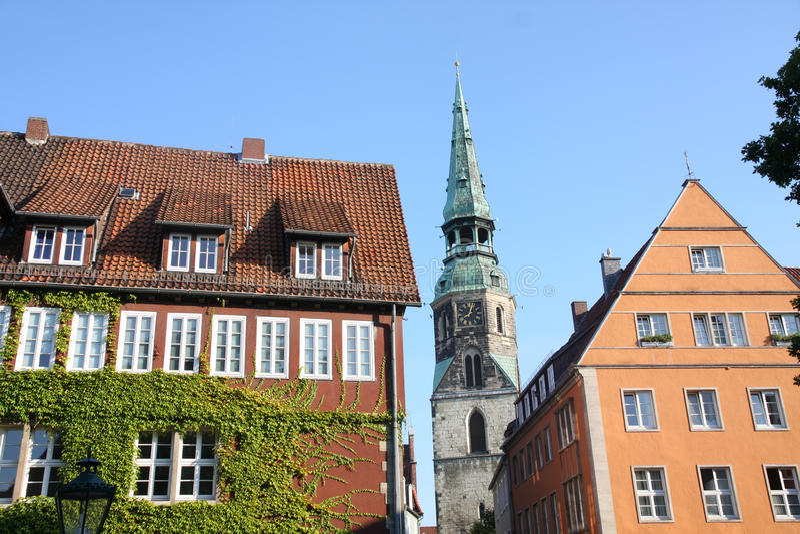 Hannover Tyskland arkivbilder